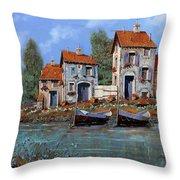 Borgo Viola Throw Pillow