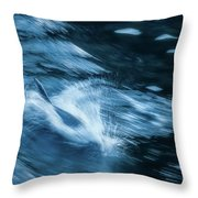 Born For Speed Throw Pillow