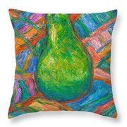 Bosc Beauty Throw Pillow