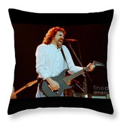 Boston-brad-1395 Throw Pillow