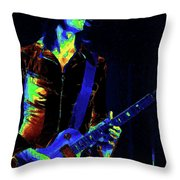 Boston In Spokane 2 Throw Pillow