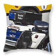 Boston Police Bos2015_178 Throw Pillow