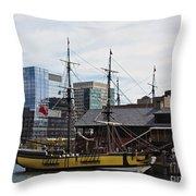 Boston Tea Party 14bos045 Throw Pillow