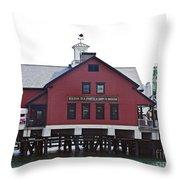 Boston Tea Party 14bos046 Throw Pillow