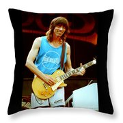 Boston-tom-1387 Throw Pillow