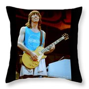 Boston-tom-1391 Throw Pillow