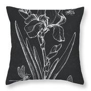 Botanique 1 Throw Pillow