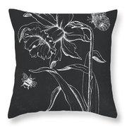 Botanique 2 Throw Pillow