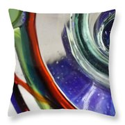 Bottoms Up Series #13 Throw Pillow
