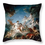 Boucher: Vulcan Throw Pillow