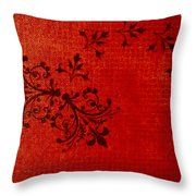 Boudoir One Throw Pillow