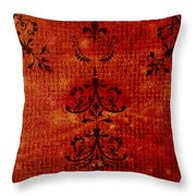 Boudoir Three Throw Pillow