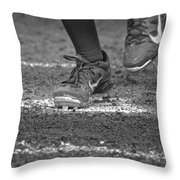 Bound For Home Throw Pillow