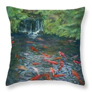 Bountiful Vii Throw Pillow