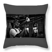 Bourbon Street Tbone Throw Pillow