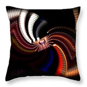 Bow Tie Throw Pillow