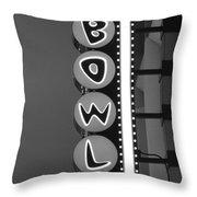 Bowl Throw Pillow