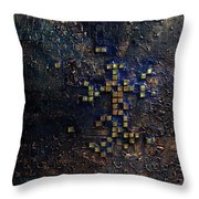 Box Of Thoughts Throw Pillow