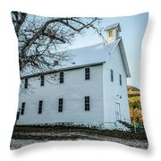 Boxley Community Center Throw Pillow