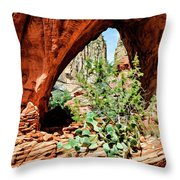 Boynton Canyon 04-634 Throw Pillow