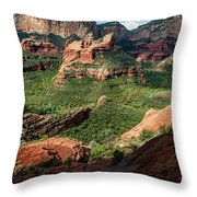 Boynton Canyon 05-942 Throw Pillow