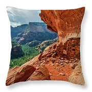Boynton Canyon 08-174 Throw Pillow