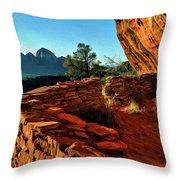 Boynton II 04-008 Throw Pillow