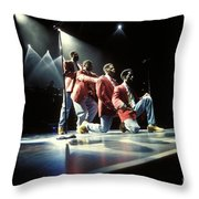 Boyz II Men Throw Pillow