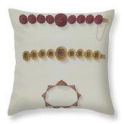 Bracelet Throw Pillow