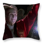 Bram Stoker's Dracula Large Size Painting Throw Pillow