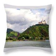Brambach Germany Throw Pillow