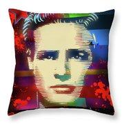 Brando Odyssey Throw Pillow