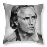 Brando Throw Pillow
