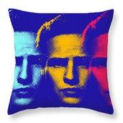 Brando Triple  Throw Pillow