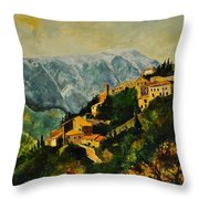Brantes  Throw Pillow