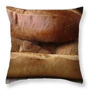 Bread Throw Pillow