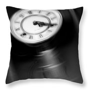 Break Time Throw Pillow