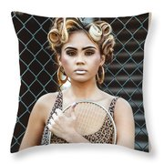 Break To Love Throw Pillow