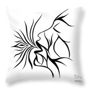Breath Easy  Throw Pillow