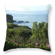 Breath Of Fresh Air Throw Pillow