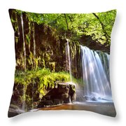 Brecon Beacons National Park 1 Throw Pillow