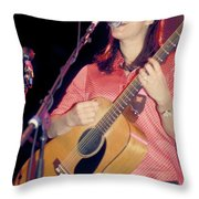 Breeders Kimberly Ann Deal Throw Pillow