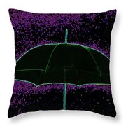Brella Throw Pillow