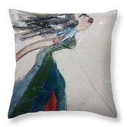 Brenda - Tile Throw Pillow