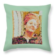 Brenda Throw Pillow