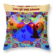 Brian Exton Forever In Love  Bigstock 164301632  2991949 Throw Pillow