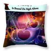 Brian Exton Love River  Bigstock 164301632     2991949 Throw Pillow