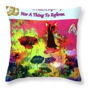 Brian Exton Poppy Field  Bigstock 164301632  2991949   12779828 Throw Pillow