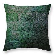 Brick Pillow V Throw Pillow