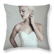 Bridal Throw Pillow
